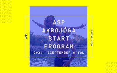 Akro Start Program 2021